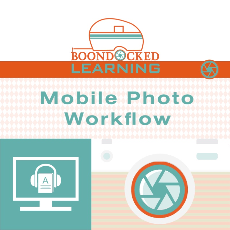 elearning mlearning mobile digital photography